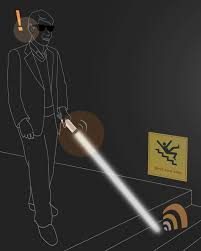 Blind People Canes Light Saber Can For The Sight Impaired Yanko Design