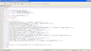 membuat web html tugas kuliah pemrograman berbasis web my blog