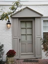 exterior elegant home exterior decoration using white brick