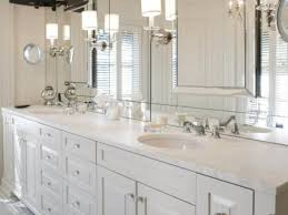 Beveled Mirrors For Bathroom Frameless Bathroom Mirrors