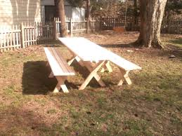 Folding Picnic Table With Benches Outdoor Picnic Table And Bench Set Wooden Picnic Benches Wooden