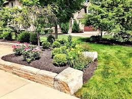 Landscape Flower Garden by 10 Edging Ideas For Flower Beds Gardens And Landscaping Angie U0027s