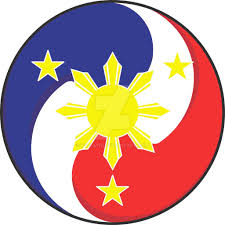 Philippines Flag Flag Yinyang Philippines By Kawatni On Deviantart