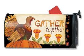 thanksgiving mailwraps magnetic mailbox covers