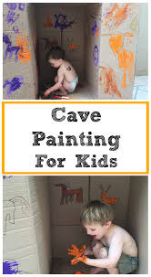 cave painting for kids activity a fun and easy way for our