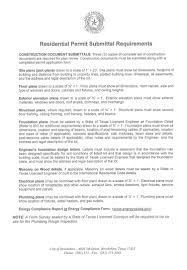 permits u0026 ordinances