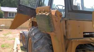 case 580c loader backhoe youtube