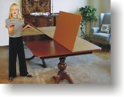 Custom Dining Room Table Pads Table Pads Custom Dining Padtable Direct Pertaining To Cover Pad