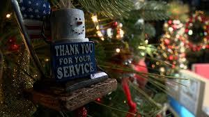 family donates patriotic ornaments to wcco s community tree wcco