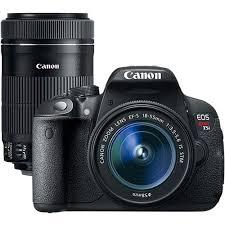 black friday 2017 amazon canon t5i canon eos rebel t5i 18 0mp dslr camera with 18 55mm lens u0026 extra