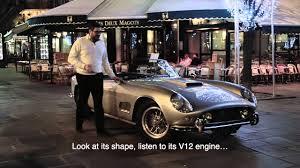 Ferrari California Gt 250 - 1959 ferrari 250 gt california spider ex roger vadim youtube