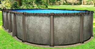 above ground oval swimming pool prices oval pools above ground