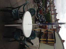 B Q Bistro Table And Chairs Garden Furniture B Q Ireland All The Best Garden In 2017