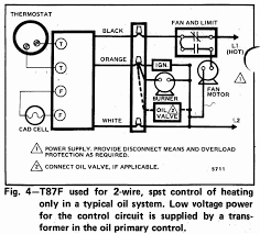 2 wire thermostat wiring diagram heat only wiring automotive
