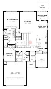 chateau floor plans summerwood floorplan 1861 sq ft del webb at chateau elan