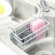 kitchen sink cabinet sponge holder kitchen sink rack sponge soap drain holder bathroom hanging