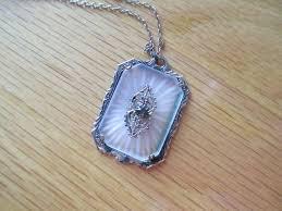 art glass necklace pendant images 204 best camphor glass jewelry images glass jewelry jpg