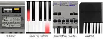 casio lk 175 61 lighted key personal keyboard what makes casio lk175 lighted music keyboard a good beginner