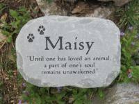 memorial stones for dogs pet memorial stones adirondack works free shipping