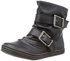 womens motorcycle boots uk blowfish ranuka s biker boots amazon co uk shoes bags