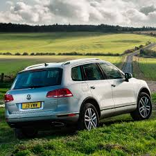 volkswagen touareg white volkswagen touareg review car review vw good housekeeping