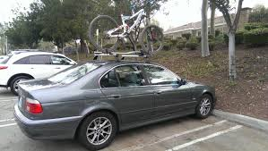2003 Nissan Frontier Roof Rack by What Do You Guys Drive And How Do You Haul Your Bikes Mtb