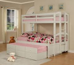 space saving ideas for small kids bedrooms 4 drawer dresser pure