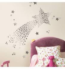 sticker chambre fille stickers chambre fille hologramme stickers chambre d enfant