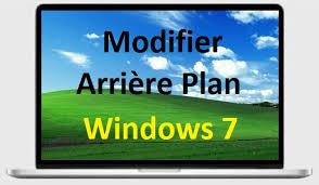 arri e plan bureau windows 7 modifier arrière plan du bureau de windows 7
