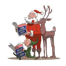 santa claus picture santa claus the problem of evil issue 123 philosophy now
