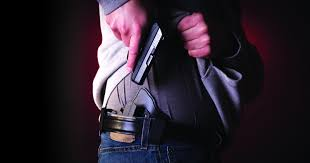 conceal carry permits a little common sense could go a long way