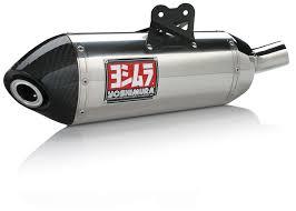 yoshimura rs4 race exhaust system kawasaki ninja 650 2012 2016