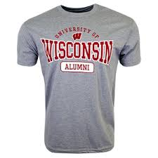 alumni tshirt of wisconsin alumni merchandise uwshop