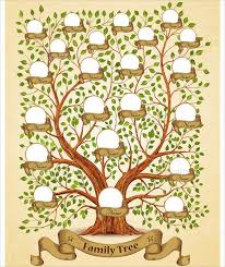 printable free family tree template family tree template 29 download free documents in pdf word