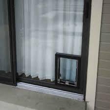 doggy door glass door we know how to install dog doors right