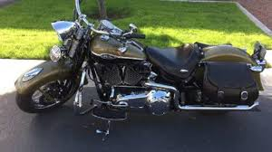 2007 harley davidson softail springer classic for sale near las