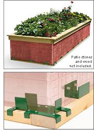 Raised Garden Beds Kits Raised Bed Kit Lee Valley Tools
