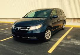 2015 honda odyssey ex archives the truth about cars