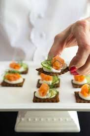 canap sucr goat cheese mousse and smoked salmon canap s the caf sucre farine