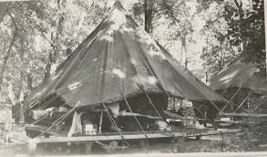 platform tent prairie lakes journeys from a two spirited view scouting in the