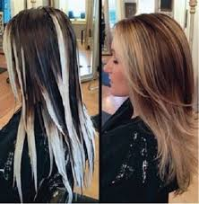 camouflaging gray hair with highlights embrace your roots with balayage color