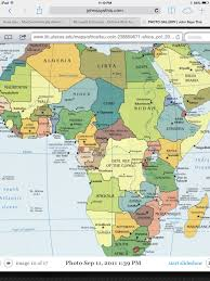 The Map Of Africa Maps Of Africa John Says This