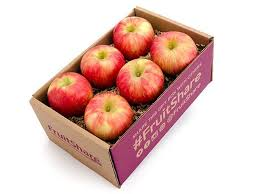 fruit delivery honeycrisp apples 6 ct organic fruit delivery fruitshare