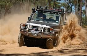 toyota land cruiser arb commercial bar 2007 12 toyota lc70 without flares
