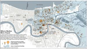 Map Of New Orleans Louisiana Photos Show Brian Williams U0027 New Orleans Hotel Was Surrounded By