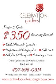 inexpensive wedding venues in orlando orlando s most affordable wedding destination event venue