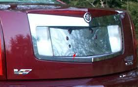 2003 cadillac cts backup light cover 2003 2007 cadillac cts carjamz com inc car audio stereo hid