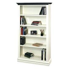 Sauder Harbor View Bookcase Sauder Harbor Bookcase Harbor Bookcase Ivory Shelves Antique White