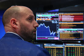 Chief Reaction Full Motion Wall Mount Business Live Markets In Turmoil Bbc News