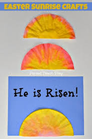 Pinterest Religious Easter Decorations by Religious Easter Crafts For Preschoolers Coffee Filters Easter